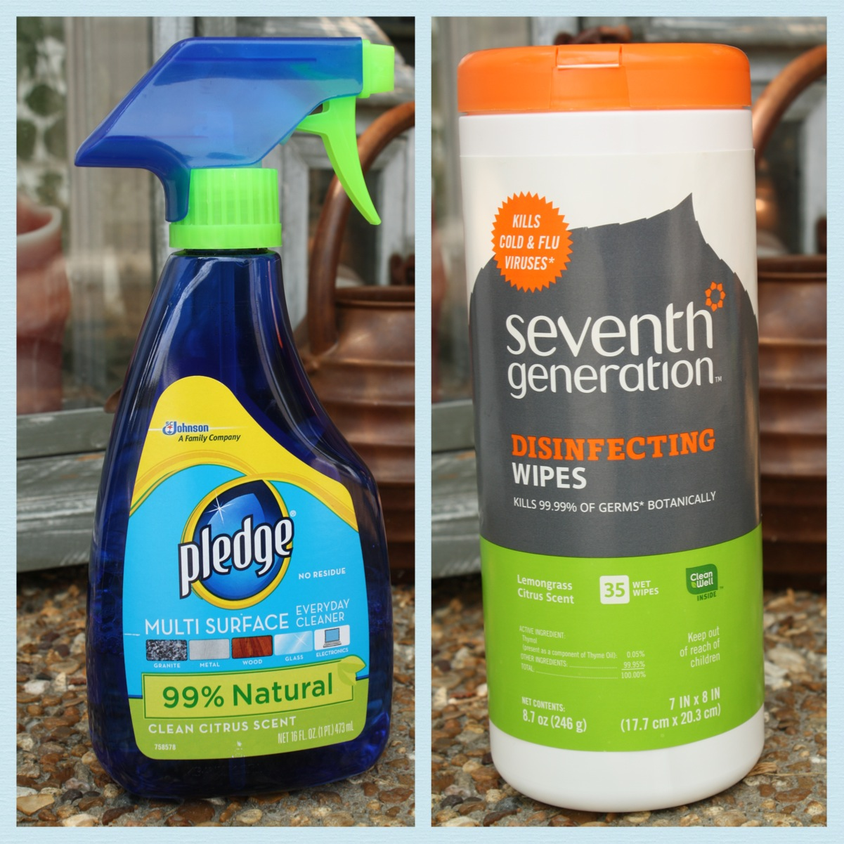 Cleaning Product - August Favs